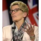 Headshot of Kathleen Wynne