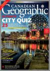 Cover of the May/June 2017 issue of Canadian Geographic