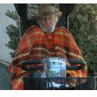 John Grezenda, 81, has been living on the streets of Duncan for more than a month