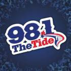 98.1 The Tide logo