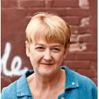 Headshot of Cathy Crowe