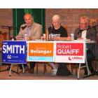 Bay of Quinte riding candidates for next Thursday's provincial election