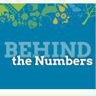 Behind the Numbers logo