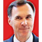 Headshot of Bill Morneau